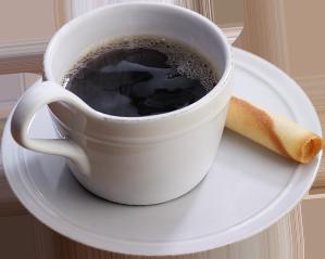 カフェなのにノンカフェインなヒミツはココ!